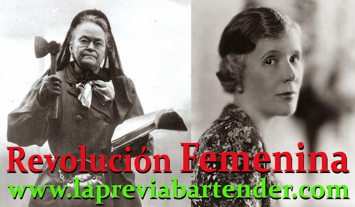 La revolución femenina