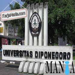 Lowongan Kerja TKK Universitas Diponegoro