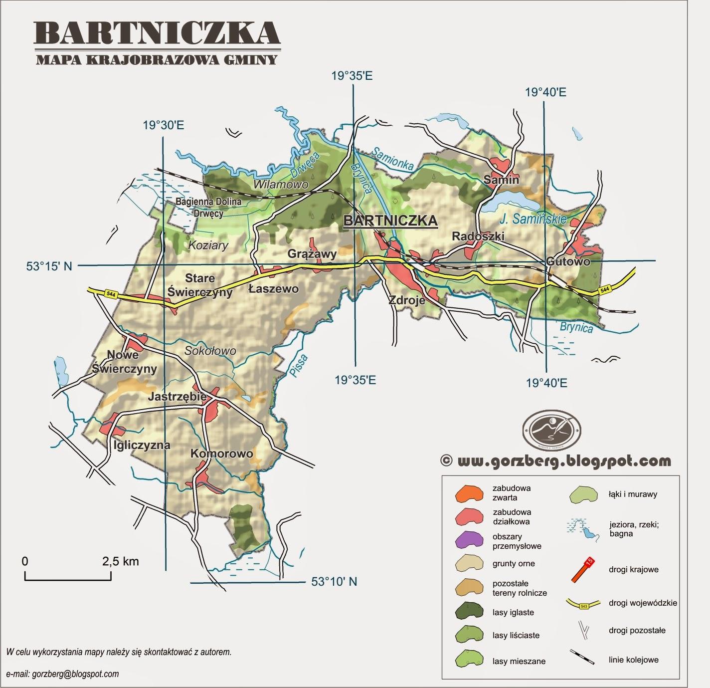 Mapa krajobrazowa