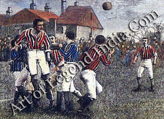 The Football League, The Football League was formed in 1888 to stimulate interest in the game. There were 12 founder clubs, including Everton and Aston Villa still amongst the strongest in England.