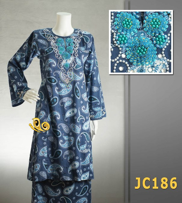 BAJU KURUNG PAHANG COTTON MANIK MURAH TERKINI 2013-ALL SOLD OUT