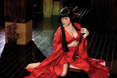 Foto Model Vicky Shu