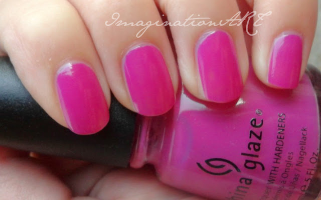 china glaze 231 nasty swatch smalto unghie nail polish lacquer