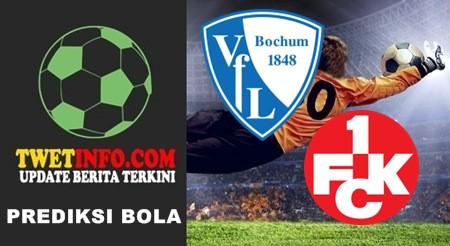 Prediksi Bochum vs Kaiserslautern, 2 Bundesliga 25-09-2015