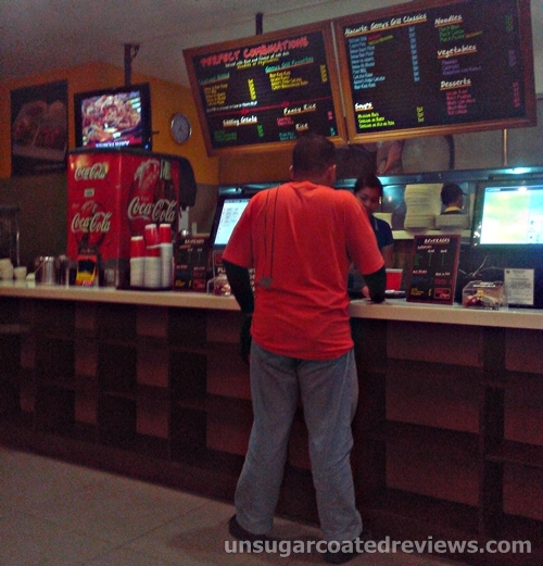 counter at Kusina ng Gerry's by Gerry's Grill