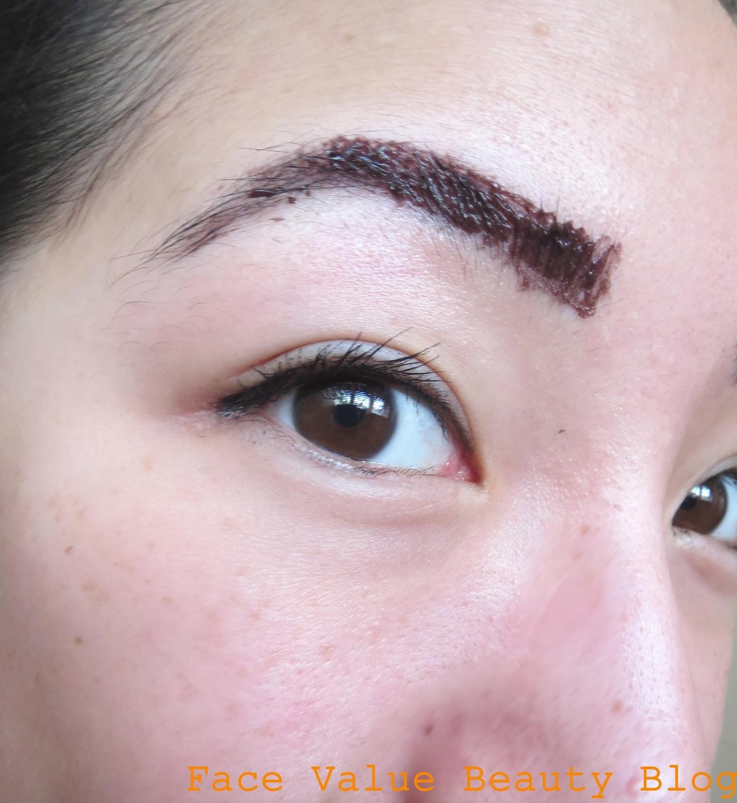 Face Value Beauty Blog: Barefaced Confidence Part1 : A DIY Brow ...