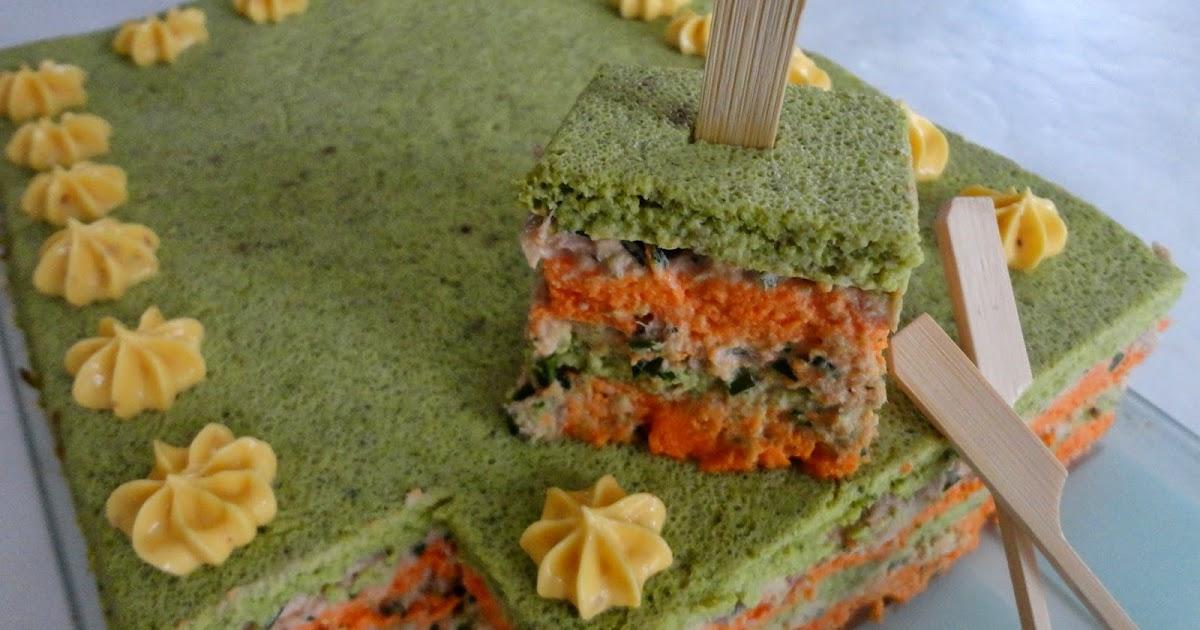 Cake Magique Au Thon