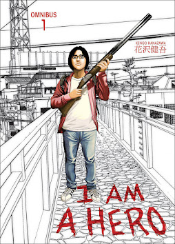 Books in my collection: I Am A Hero