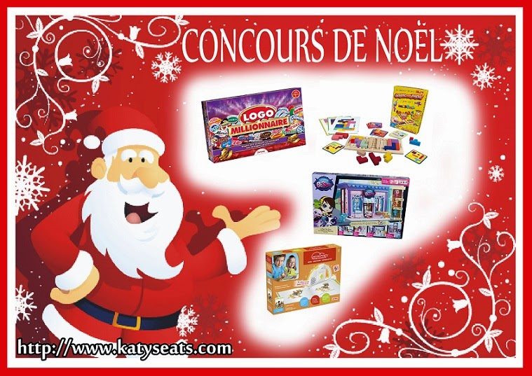 concours noel, concours de noel, noel 2014, jeux a gagner, jeu concours
