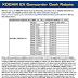 XDCAM EX CAMCORDER CASH REBATE