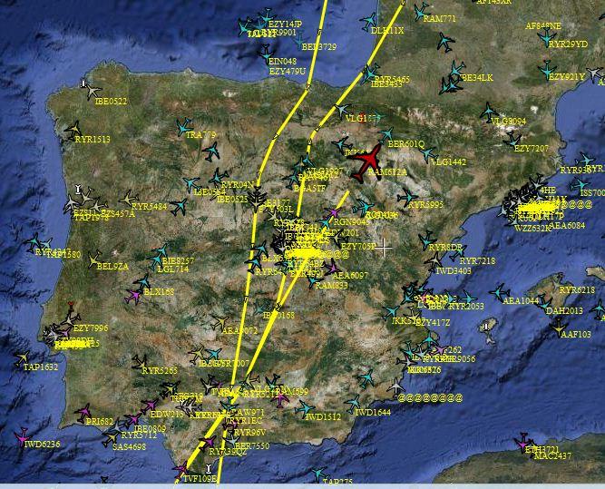Localizar De Todo En Tiempo Real in addition Circulacion De Aviones En El Aeropuerto Del Prat Lebl as well Localiza La Posicion De Barcos Aviones also Aviones En Tiempo Real as well Ver Aviones En Vivo Con Google Earth. on aviones en vuelo tiempo real con google earth
