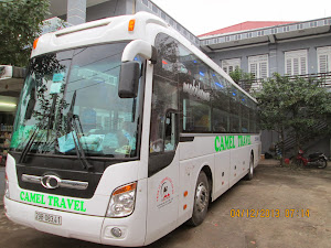 A whirlwind tour across Vietnam & Cambodia by Buses.