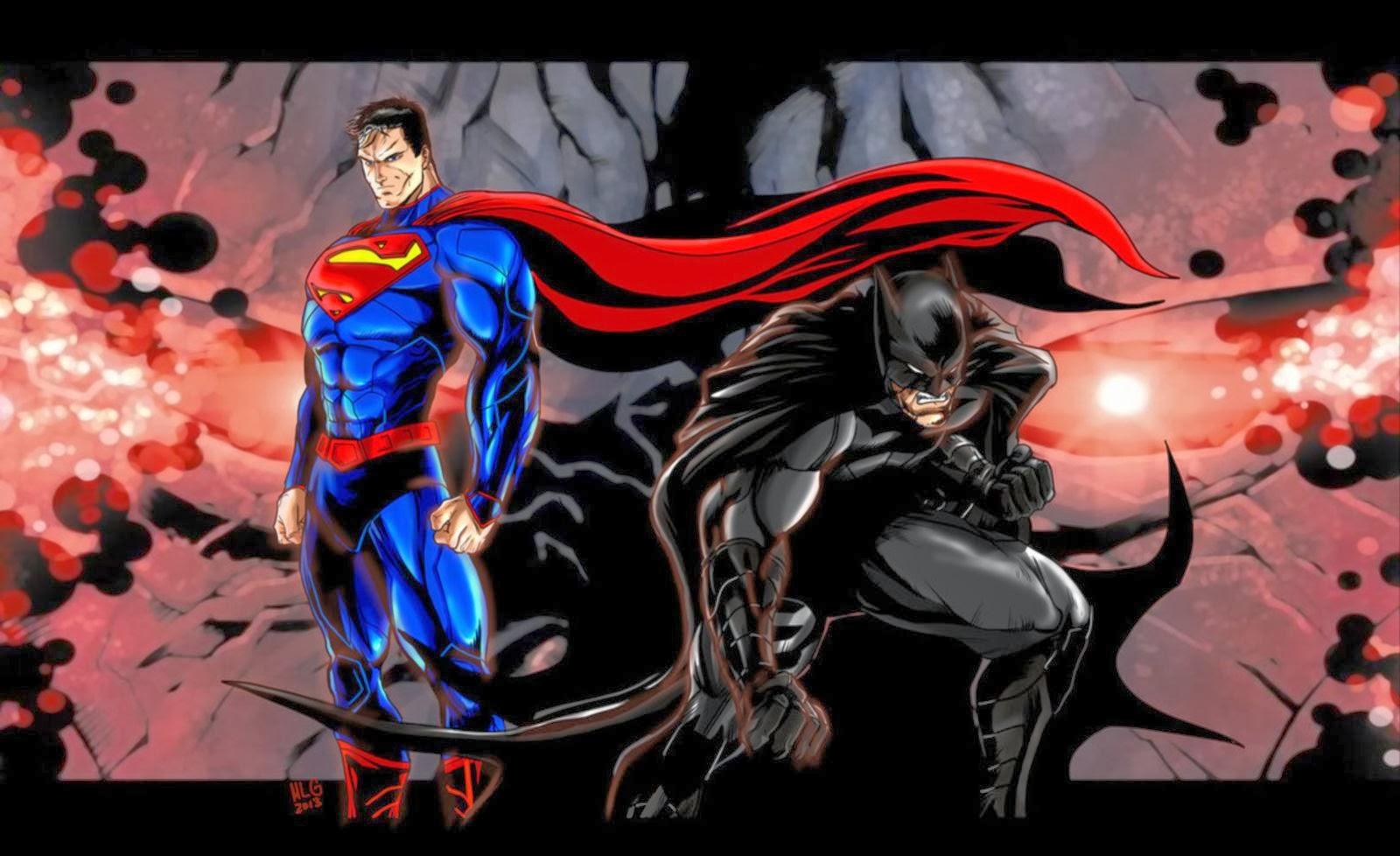 8 JUDUL FILM SUPERMAN VS BATMAN