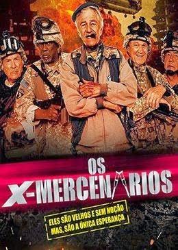 Os X-Mercenários – Dublado (2014)