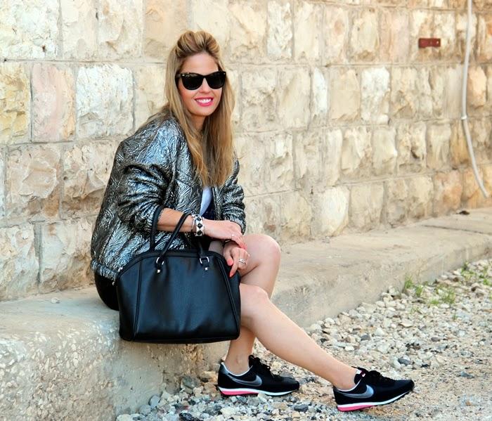 בלוג אופנה Vered'Style מצב רוח ספורטיבי