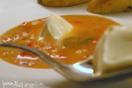 Ryžių Pomidorinė Sriuba Spoon Alley