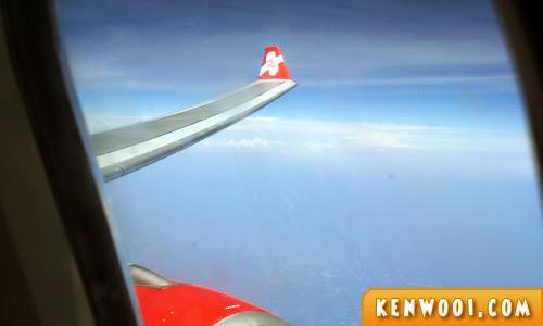 airasia x airplane