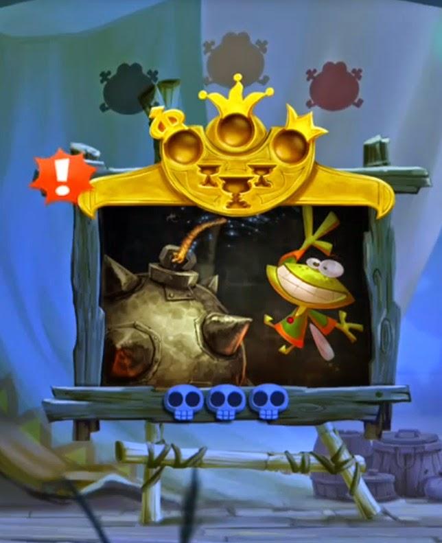 rayman legends pantallas