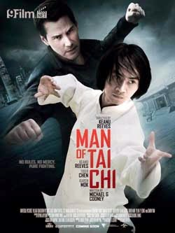Man of Taichi 2013 poster