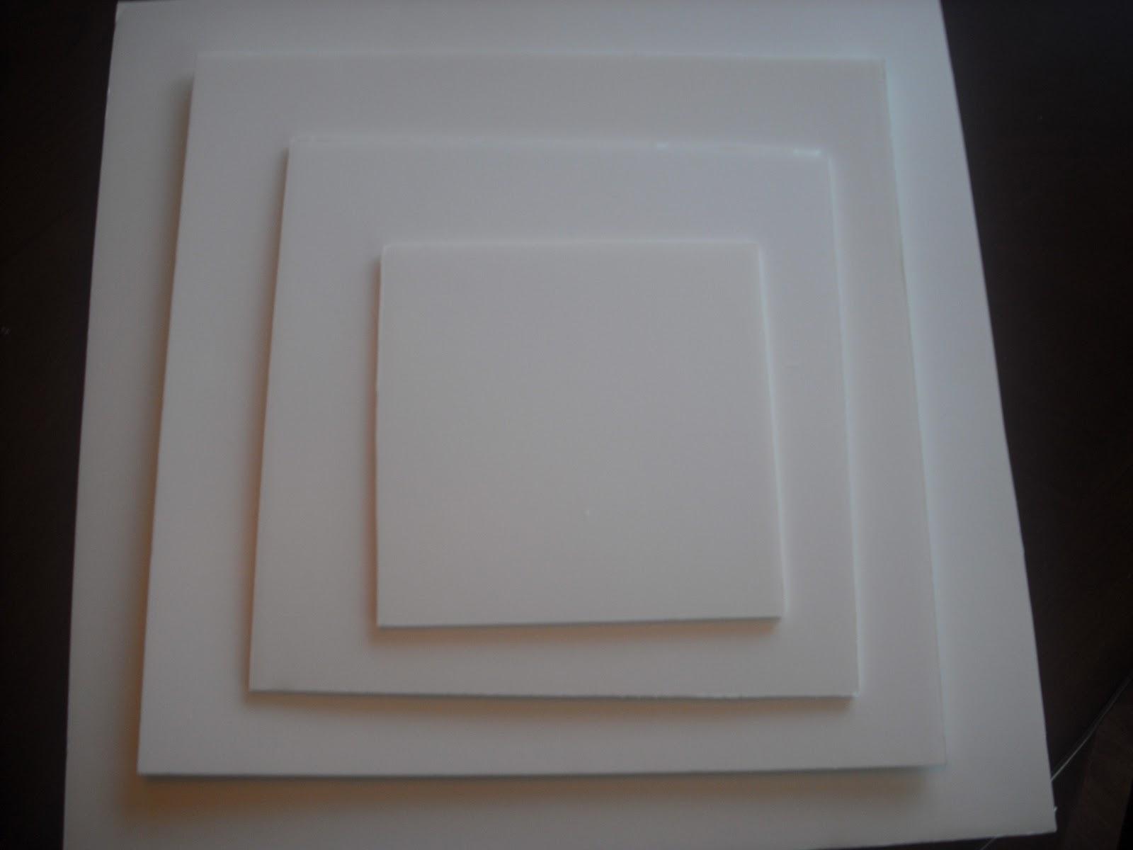 Diy Styrofoam Wedding Cake Stand