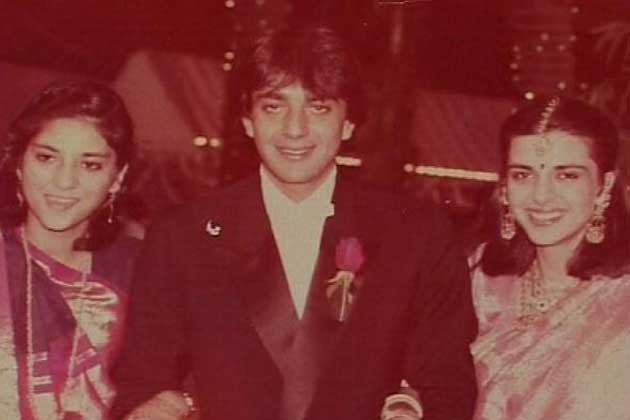 World Latest Routine News: Rare photos from Sanjay Dutt's ...
