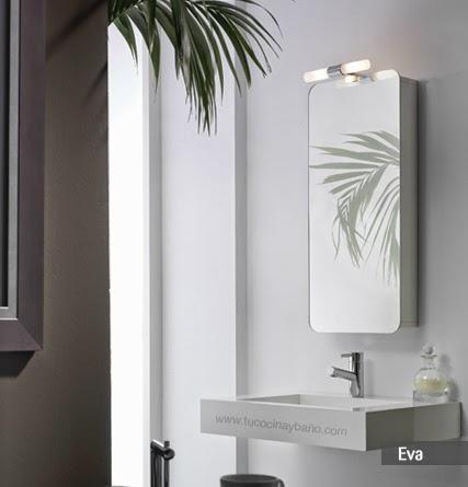 aplique luz baño halogeno espejo lavabo g9 EVA