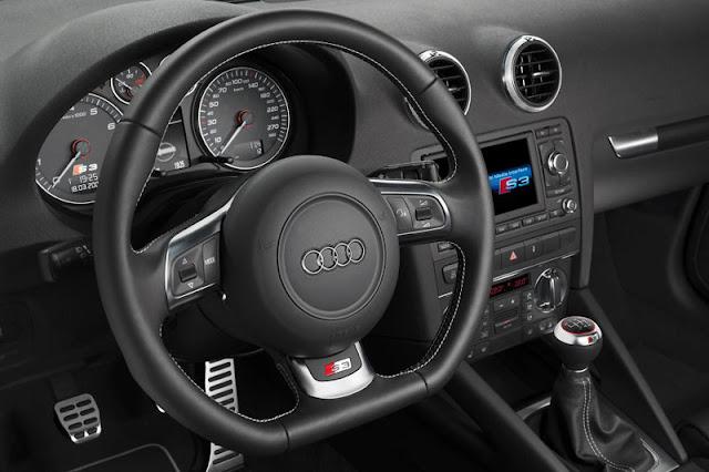 2013 Audi S3 Interior Front