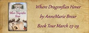 Blog Tour - Where Dragonflies Hover