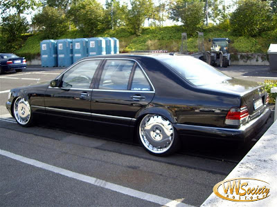 Mercedes benz w140 vip benztuning performance and style for Mercedes benz vip