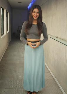Actress Sonam Bajwa Picture Gallery at Kappal Press Meet  2B7.jpg