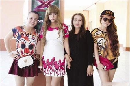 Con gái ca sĩ Kim Loan 16 tuổi yêu nhạc sĩ Hà Dũng 61 tuổi?