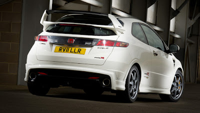 Honda Civic Type R 2.2