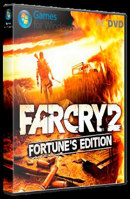 Far Cry 2 Fortunes Edition