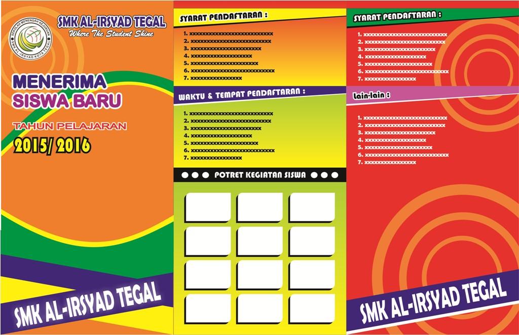 Free Download Desain Brosur Cdr Bertylkarma
