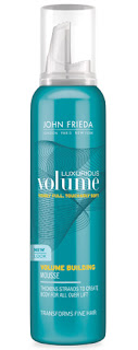 John Frieda luxurious volume mousse