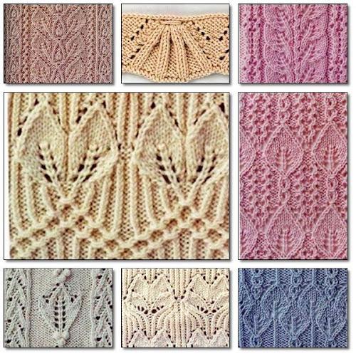 Knitting Club Book : Книга узоров спицами knitting patterns book