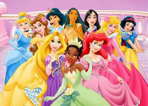 Gambar Princess Cantik Putri Anggun Disney