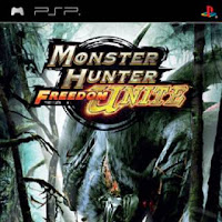LINK DOWNLOAD GAME monster hunter freedom unite PSP ISO FOR PC CLUBBIT