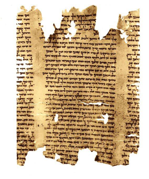 Conectados En Reli La Biblia Se Escribi 243 En Papiros Y