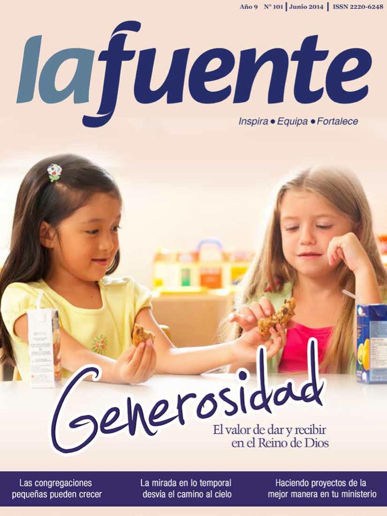 Revista La Fuente – Junio 2014