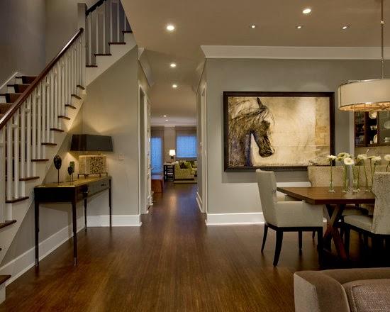 Hogares frescos c mo renovar dise ar y decorar su comedor for Diseno de interiores sala de estar comedor