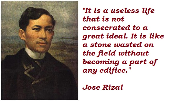 nationalism in the novels of rizal Jose rizal: the philippines' gift the novels of rizal have been made easily accessible through the publication of paperback penguin editions and all his works available online may possibly find the ideas of rizal even today resonating with relevance take rizal's concept of nationalism.