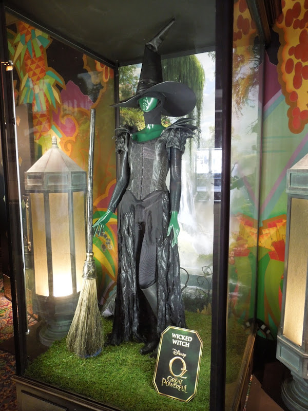 Mila Kunis Wicked Witch Oz Great Powerful costume