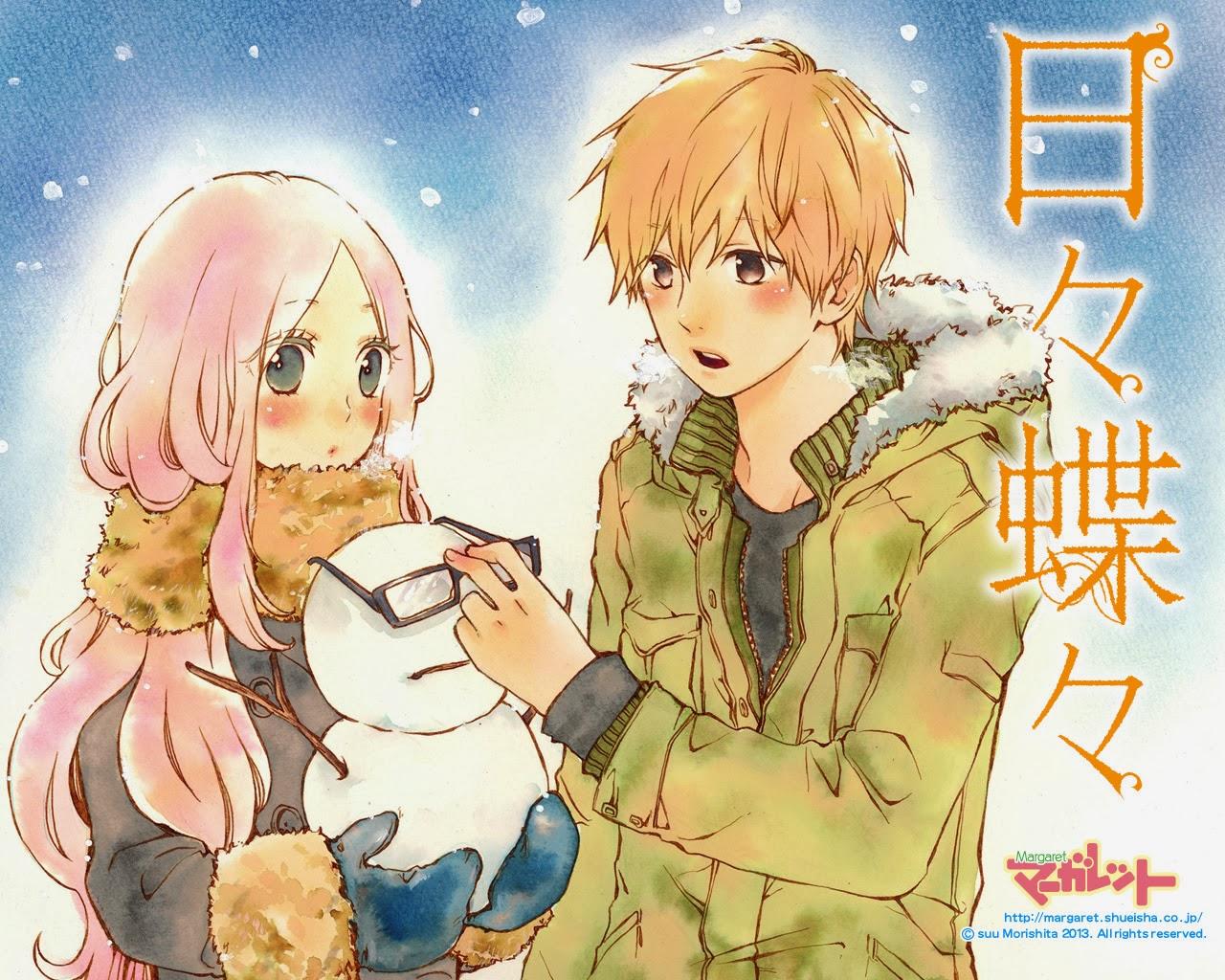 Dating mit einem mädchen, das anime über 30 mag