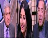 لقاء أشرف عبد الباقى و صافيناز مع وائل الإبراشى الثلاثاء 3-3-2015