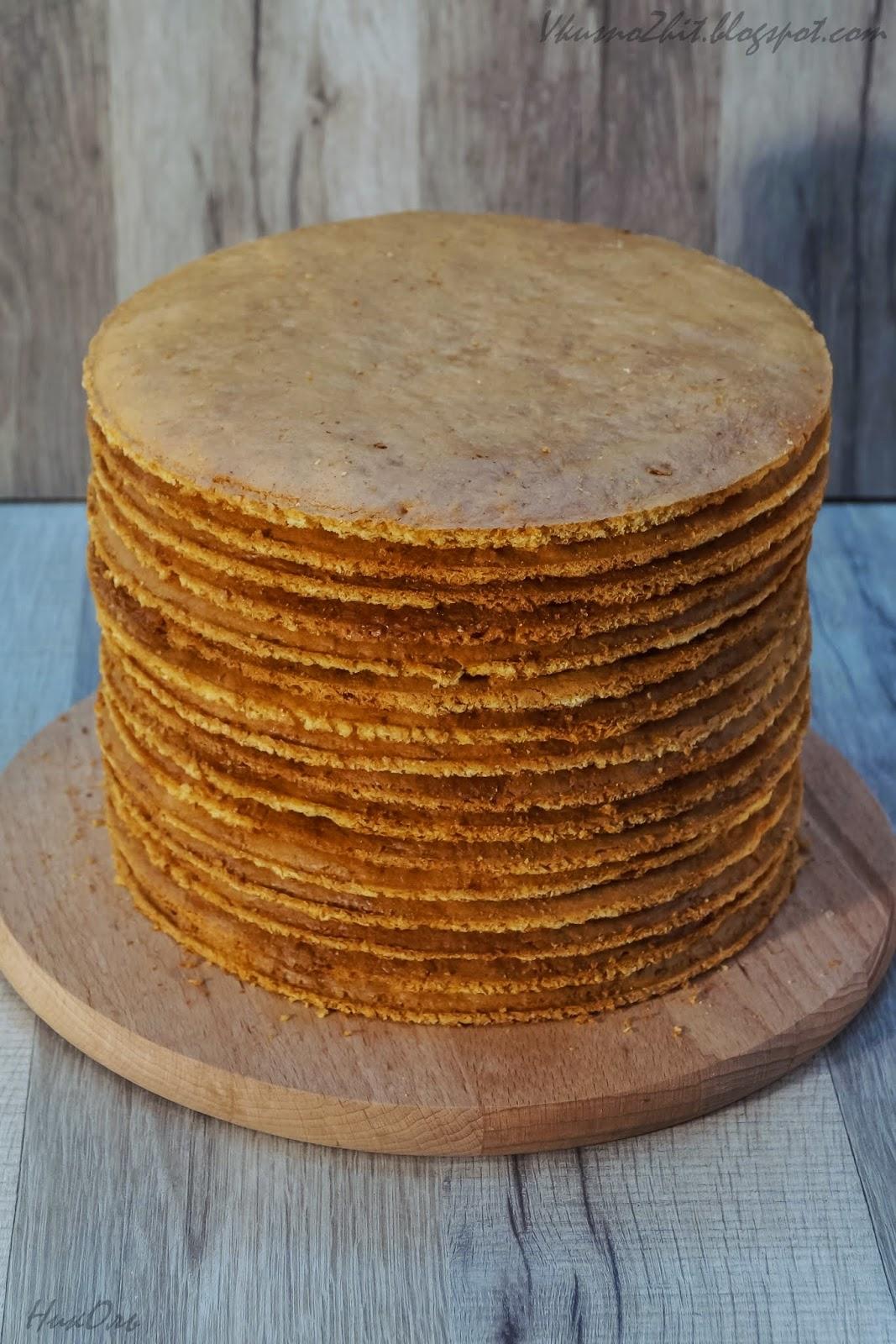 очень вкусный медовый торт рецепты с фото