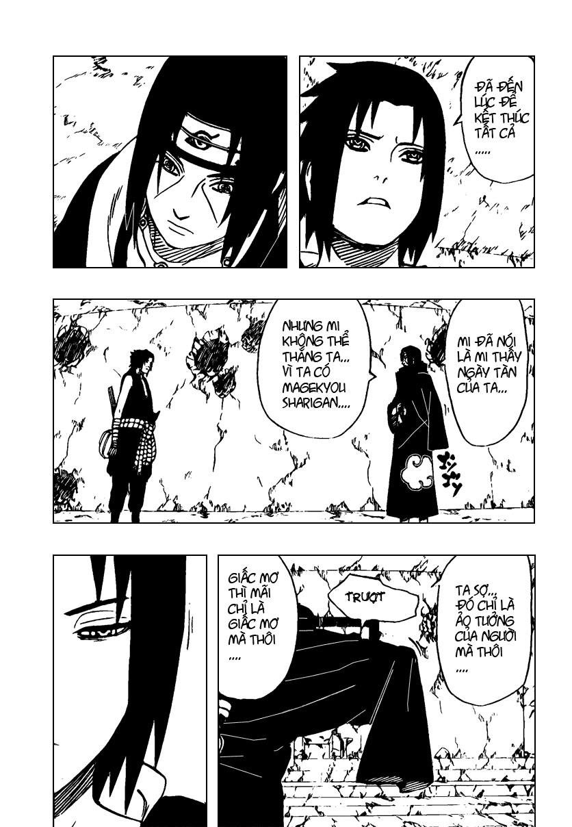 Naruto chap 387 Trang 1 - Mangak.info