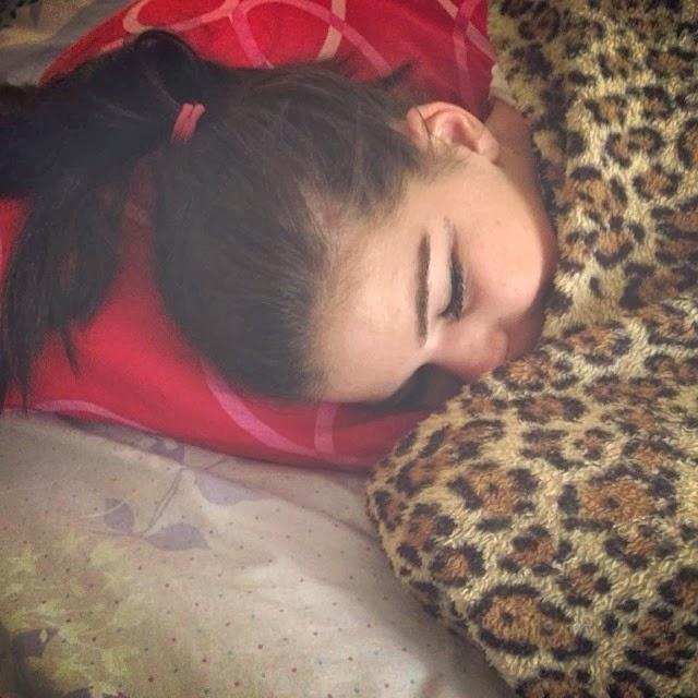 Miss.Sleepy Head!