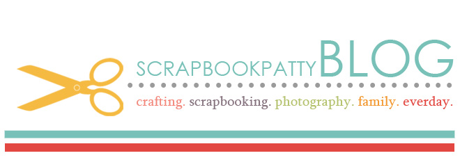 SCRAPBOOKPATTY BLOG