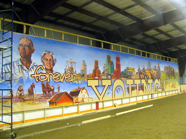 Forever Young Mural